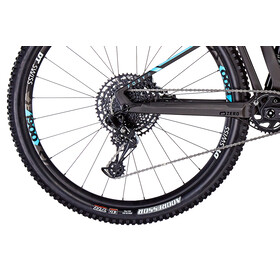Mondraker Foxy Carbon R 29 MTB Full Suspension blue/black